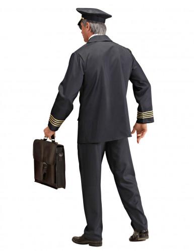 Costume da pilota aeronautico da uomo-1