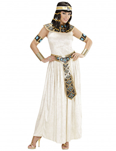 Costume da regina dell'antico Egitto per adulto
