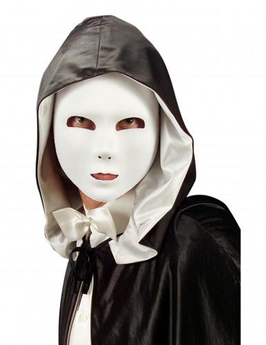 Maschera bianca per adulto