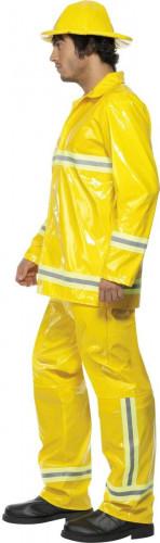 Costume pompiere giallo uomo-2