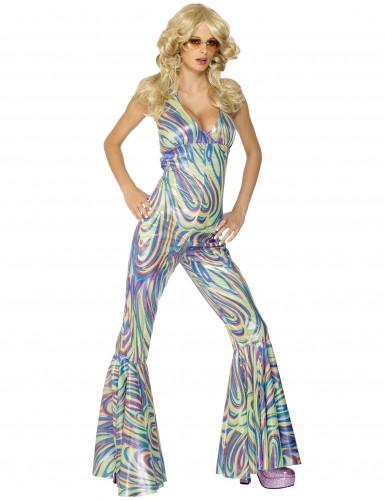 Costume Disco anni '70 donna