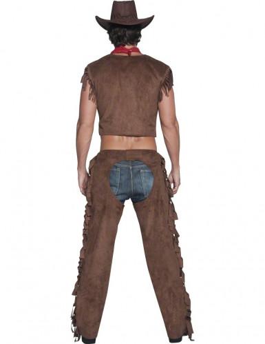 Costume cowboy sexy uomo-2
