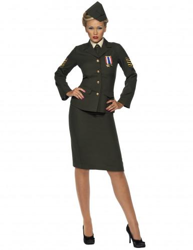 Costume ufficiale militare donna