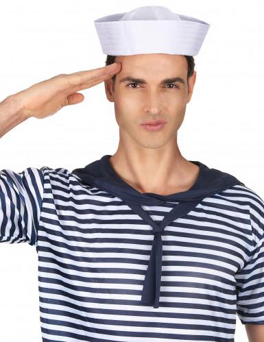 Cappello bianco dough boy-1