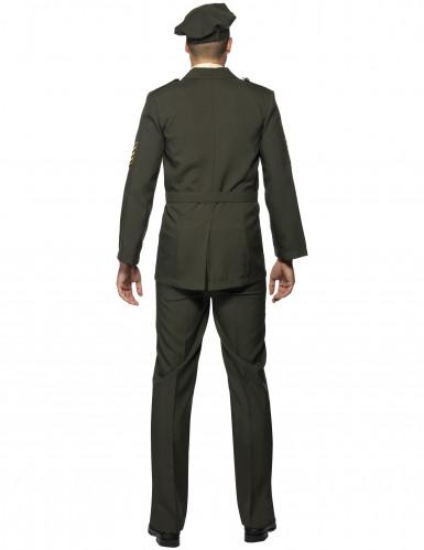 Costume ufficiale militare uomo-1