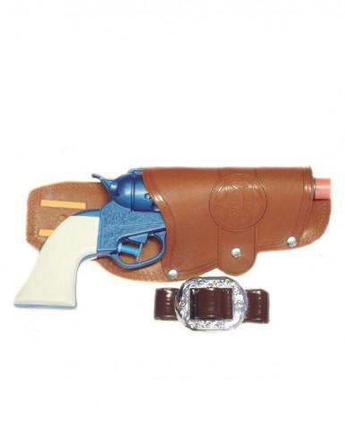 Pistola + cinturone