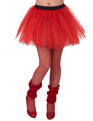 Tutù rosso donna