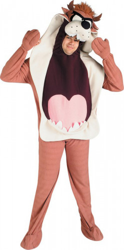 Costume Taz Looney Toons™ costume adulti