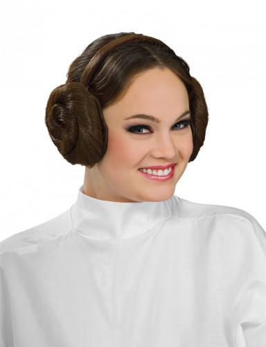 Parrucca Principessa Leila Organa di Star Wars™ donna