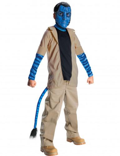 Costume Avatar™ Jake Sully ragazzo