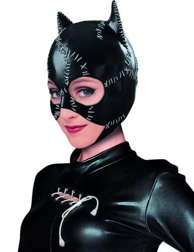 Maschera Catwoman™ adulto