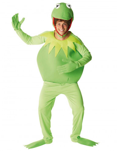 Costume Kermit Muppets Show™ uomo