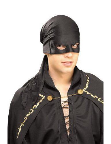 Bandana e mascherina Zorro™