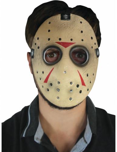 Maschera Jason Venerdì 13™ adulto-1