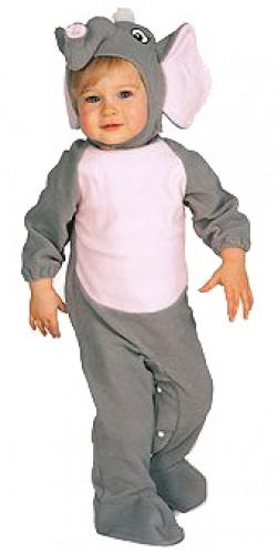 Costume elefante bebè