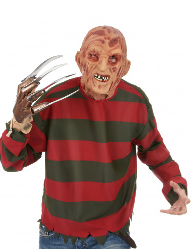 Maschera integrale Freddy Krueger™ adulto