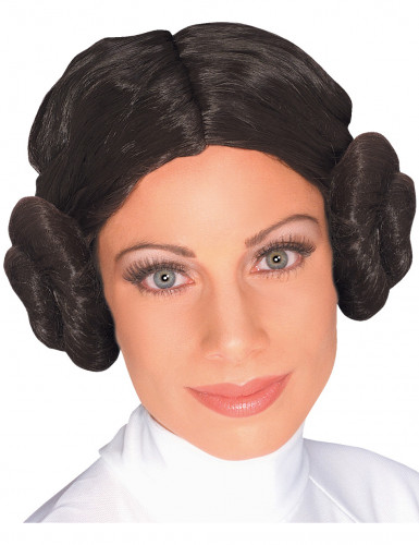 Parrucca Principessa Leila Star Wars™ donna