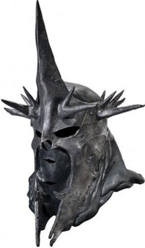 Maschera Re Stregone d'Angmar del Signore degli anelli™ adulto