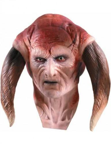 Maschera maestro Jedi Saesee Tiin™ Star Wars™ adulto