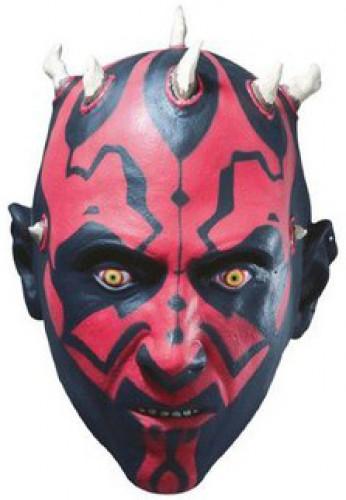Maschera 3/4 Darth Maul™ Star Wars™ adulto