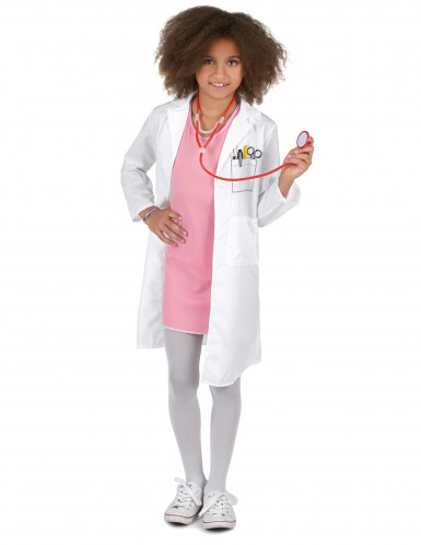 Costume dottore bambina