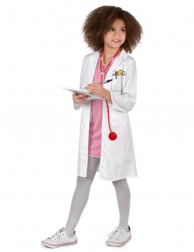 Costume dottore bambina-1