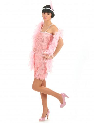 Costume anni '20 rosa charleston donna-1