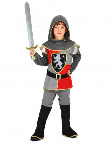 Costume cavaliere rinascimentale bambino