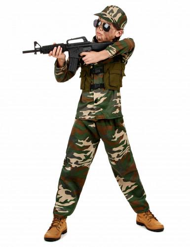 Costume militare bambino-1