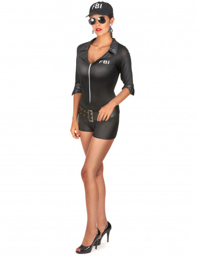 Costume FBI donna-1