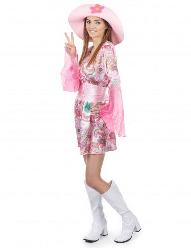 Costume anni settanta hippie donna-1