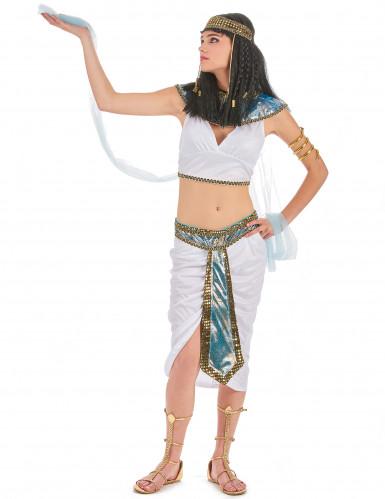 Costume regina d'Egitto donna brillante