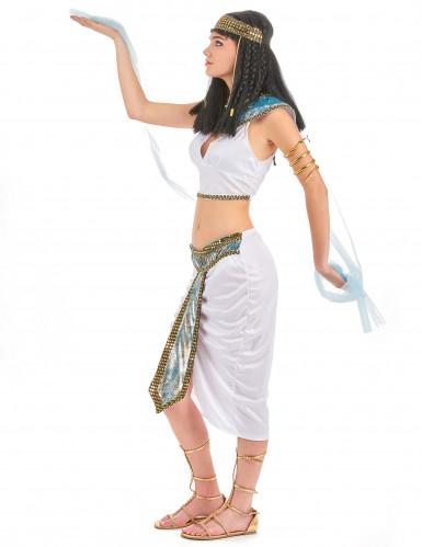 Costume regina d'Egitto donna brillante-2