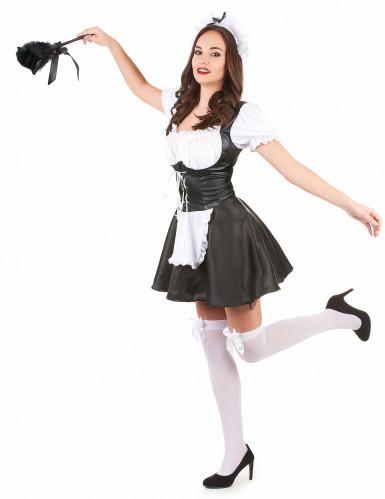 Costume da cameriera per donna-1