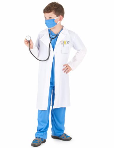 Costume dottore bambino-1
