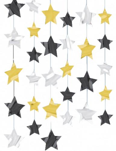 Decorazione da appendere stelle