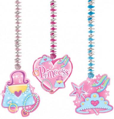 Decorazioni da appendere principessa