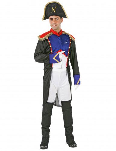 Costume imperatore francese uomo