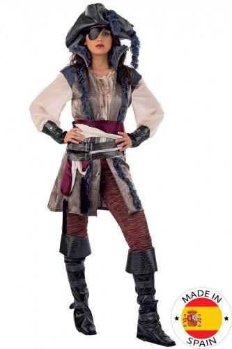 Costume pirata lusso donna - Premium