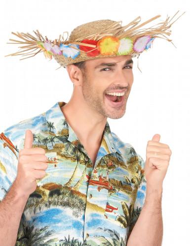 Cappello di paglia Hawaii-2