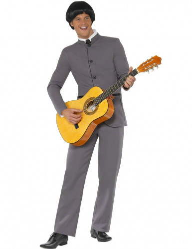 promo code b0577 89d2d Costume anni 50 chitarrista uomo