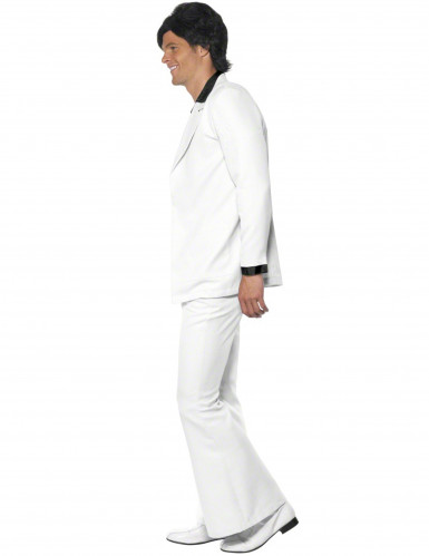 Costume disco bianco uomo-1