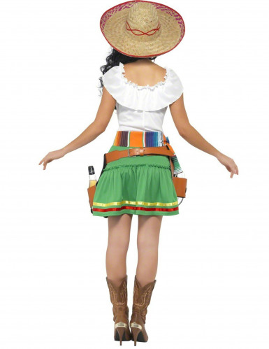 Costume tequilera messicana donna-1