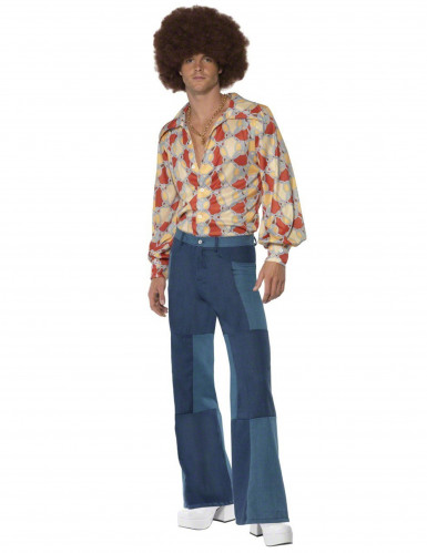 Pantalone disco uomo