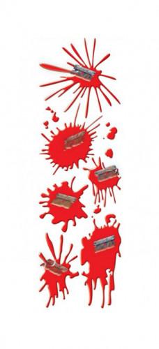 Adesivi macchie di sangue
