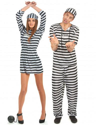 Costume coppia prigionieri