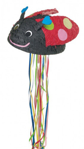 Piñata Coccinella