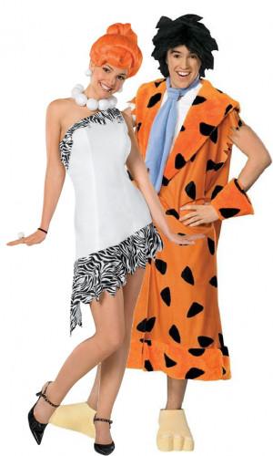 Costume coppia Wilma e Fred Flintstones™