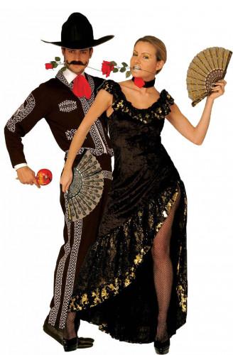 Costume coppia spagnoli