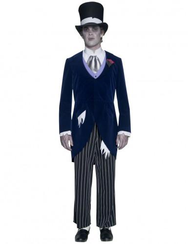 Costume gentleman gotico uomo